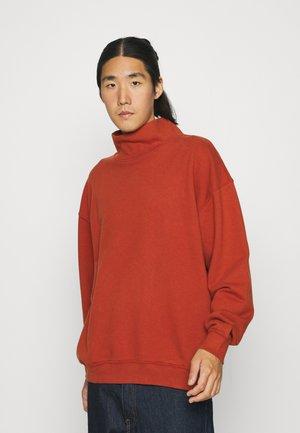 FUNNEL UNISEX - Sweatshirt - picante
