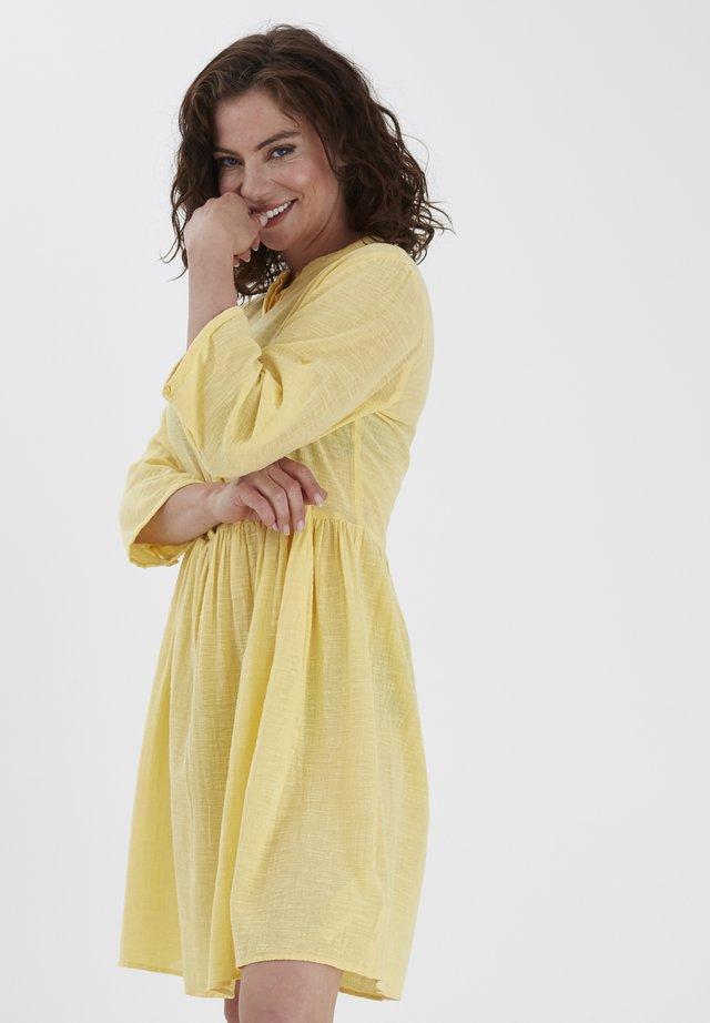 FRJASLUB - Shirt dress - snapdragon