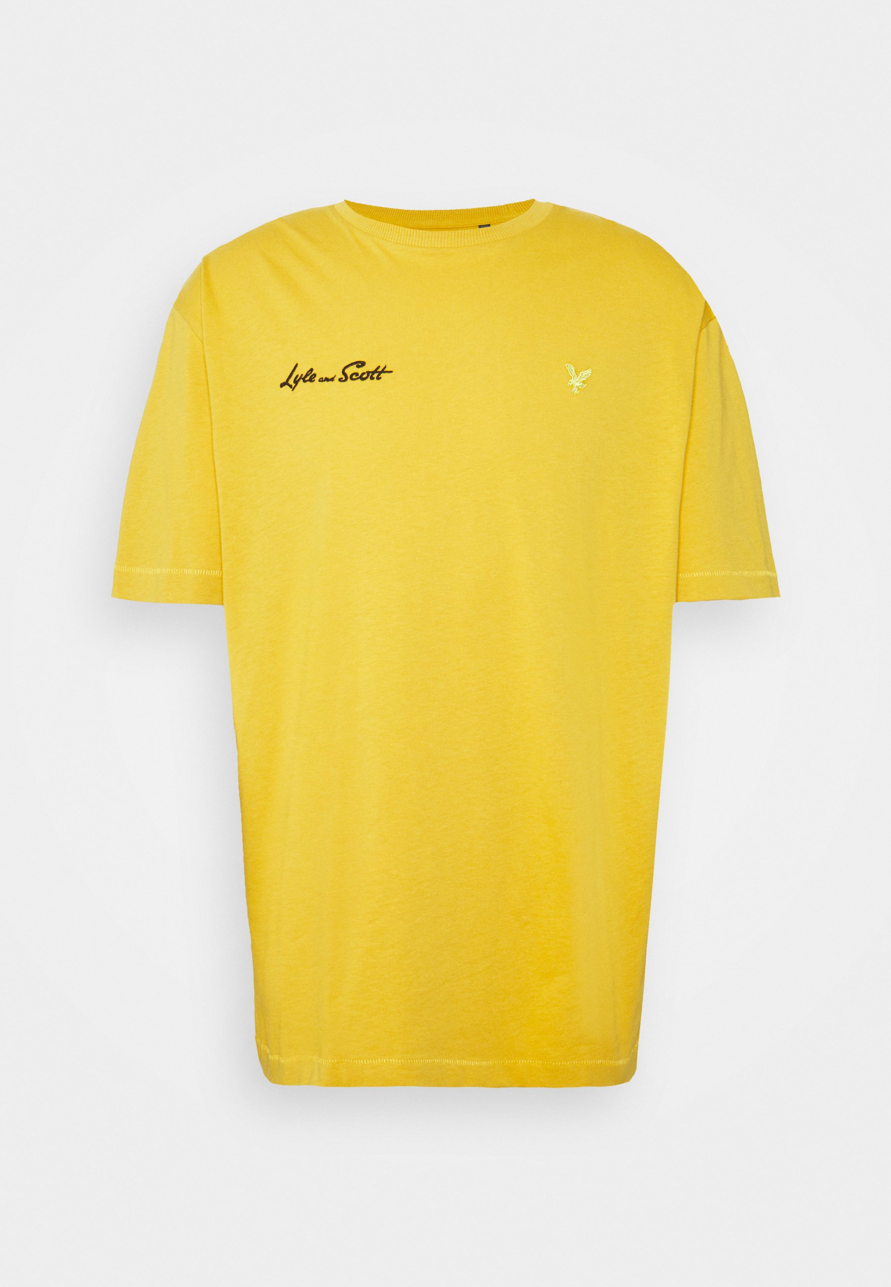 Men EMBROIDERED LETTER - Basic T-shirt