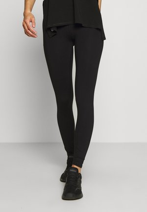 ACTIVE HIGHWAIST CORE - Leggings - core black