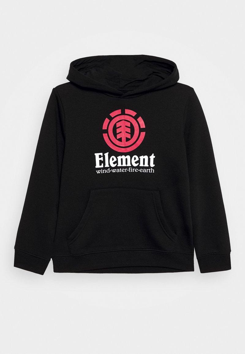 Element - VERTICAL HOOD BOY - Hoodie - flint black