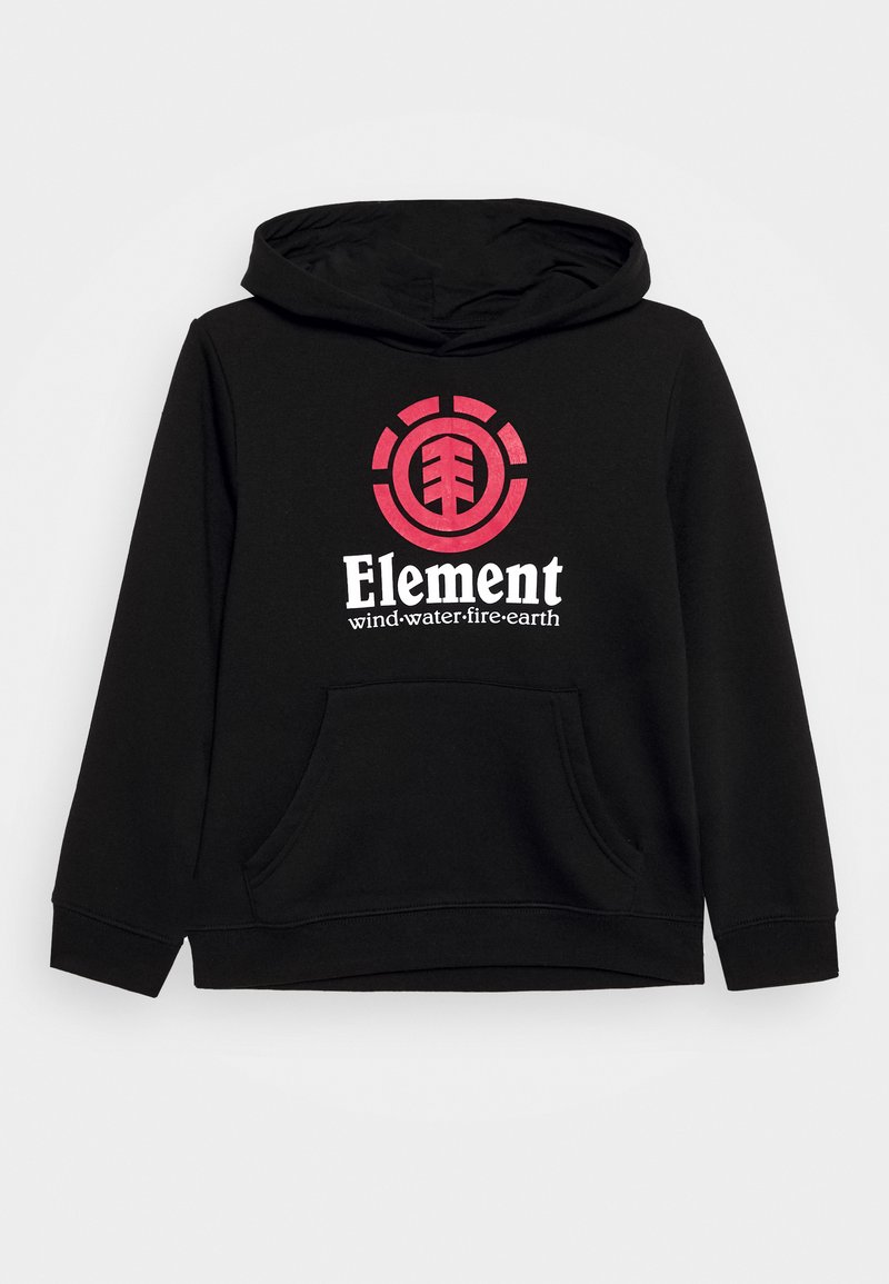Element - VERTICAL HOOD BOY - Sweat à capuche - flint black
