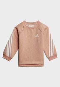 adidas Performance - SET - Trainingspak - pink - 1