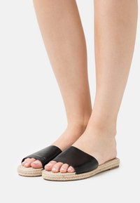 Rubi Shoes by Cotton On - IGGY SLIDE - Mules - black - 0