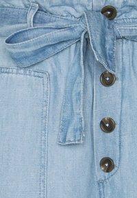Esprit - Trousers - blue light wash - 2