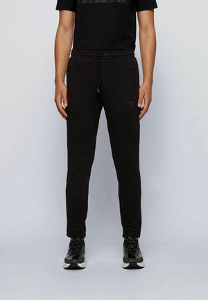 HELOX - Pantalon de survêtement - black