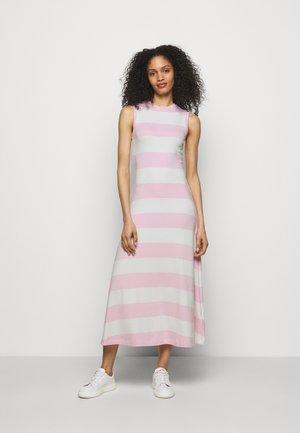 PIMA - Maxi dress - bathpink/ deckwas