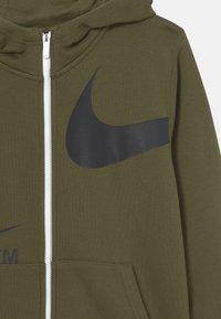Nike Sportswear - Mikina na zip - rough green/black - 2
