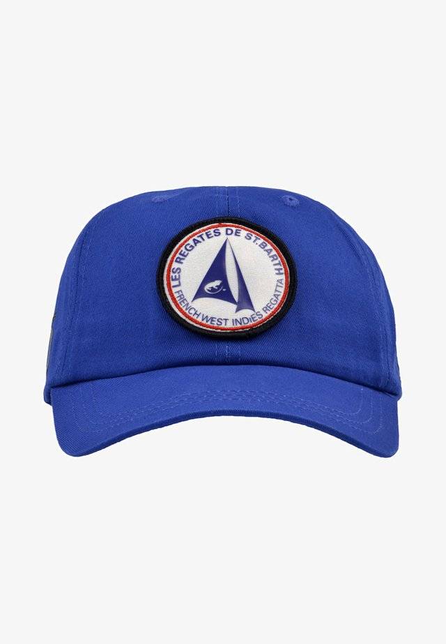 Cappellino - french blue