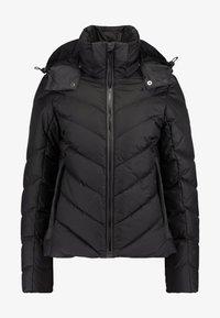 G-Star - WHISTLER SLIM - Down jacket - dk black - 5