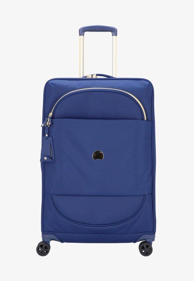 MONTROUGE 4-ROLLEN - Wheeled suitcase - blue