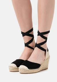 SassyClassy - Platform heels - black - 0