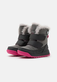 Sorel - CHILDRENS WHITNEY II STARS - Winter boots - quarry - 1