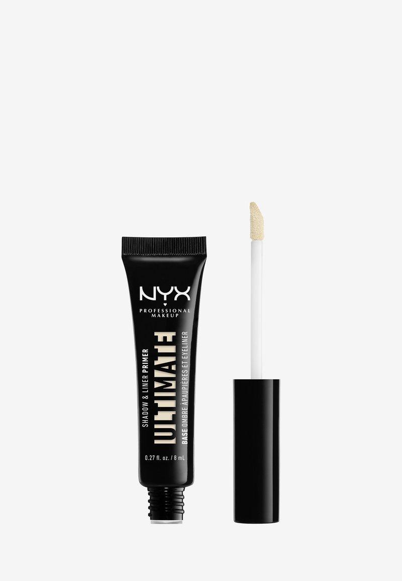 Nyx Professional Makeup - ULTIMATE SHADOW & LINER PRIMER - Primer - 01 light
