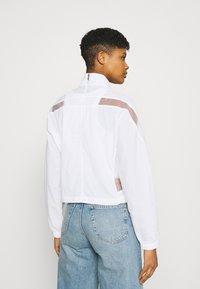 Nike Sportswear - JACKET - Summer jacket - white - 2