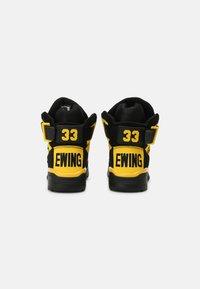 Ewing - 33 HI - Baskets montantes - black/dandelion - 2