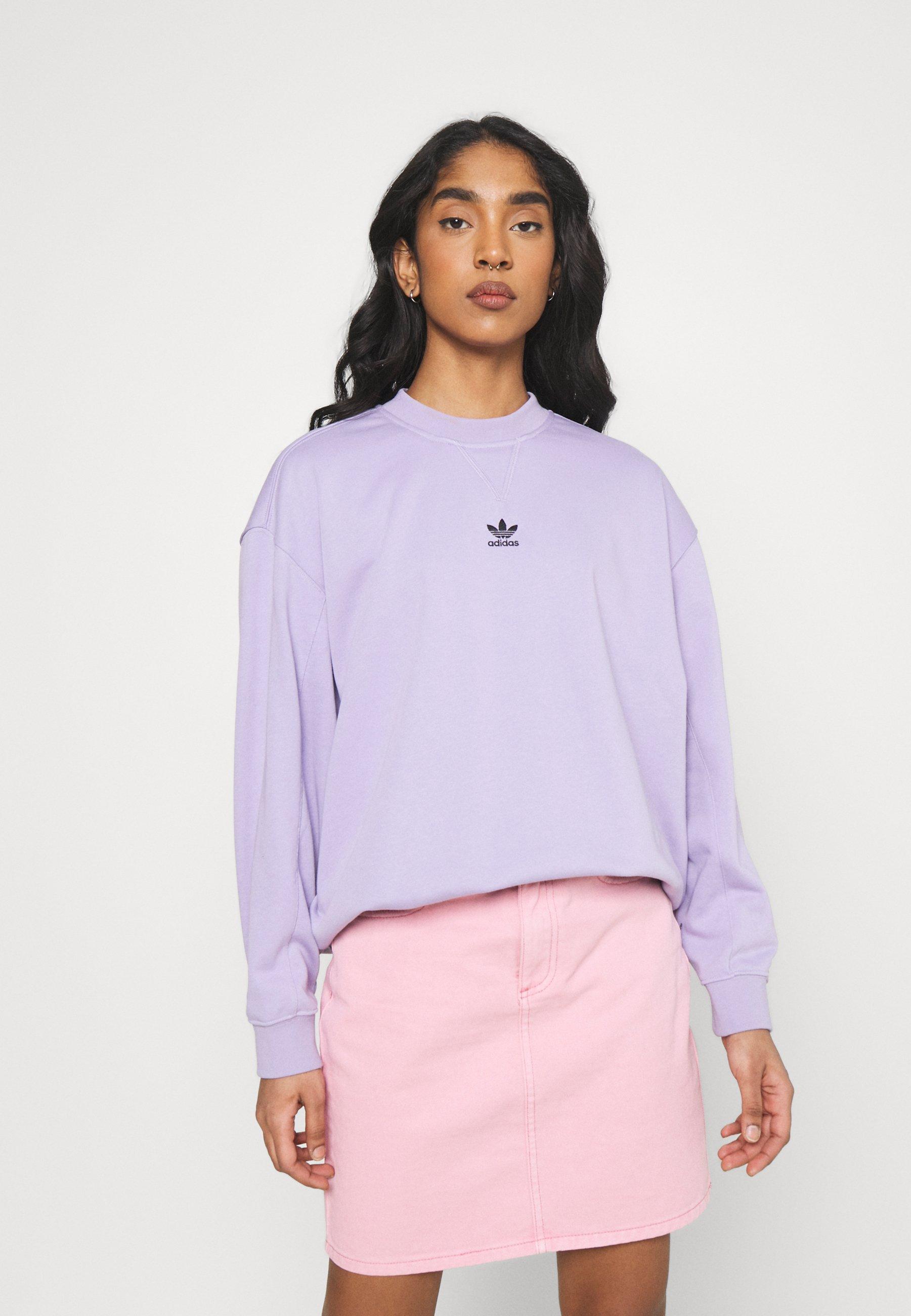 Women LOUNGEWEAR ADICOLOR ESSENTIALS SWEATSHIRT - Sweatshirt