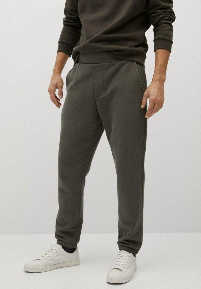 COHEN - Pantalon de survêtement - khaki