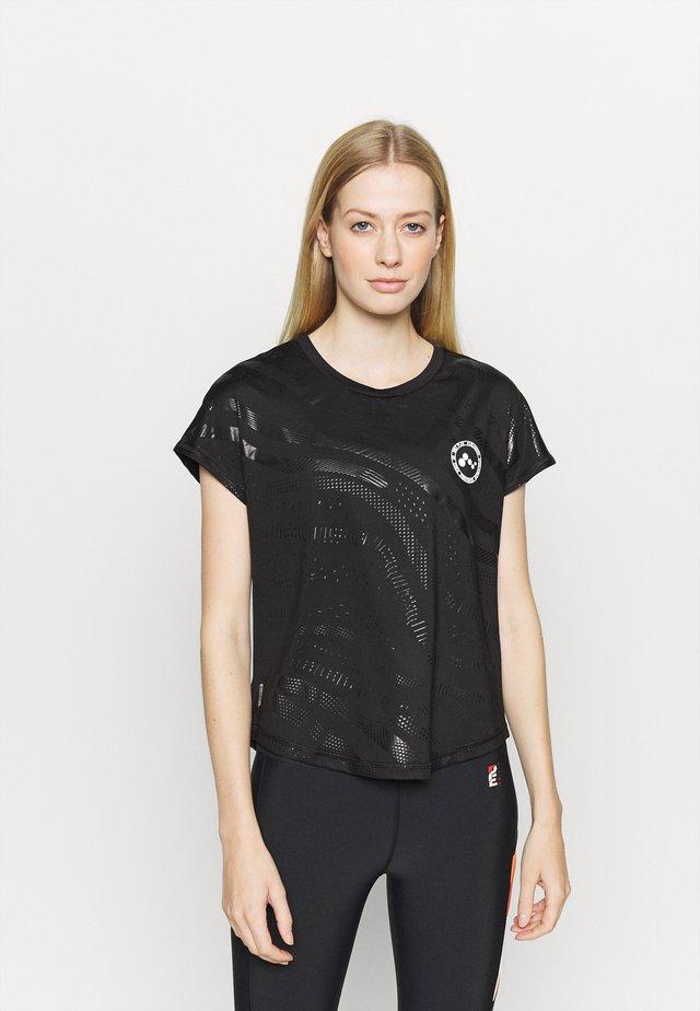 ONPONAY TRAINING TEE - Camiseta de deporte - black