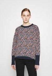 Nümph - NUNIKOLA SWEAT - Sweatshirt - multi-coloured - 3