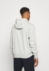 Nike Sportswear - HOODIE - Hoodie - white - 2
