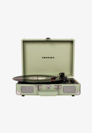 PLATTENSPIELER CRUISER DELUXE - Record player - mint