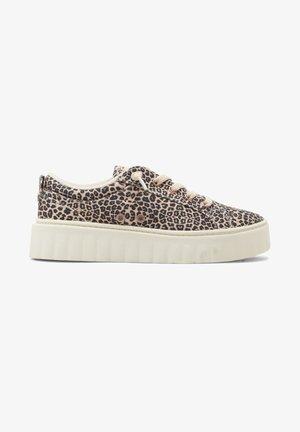 SHEILAHH - Sneakers laag - cheetah print