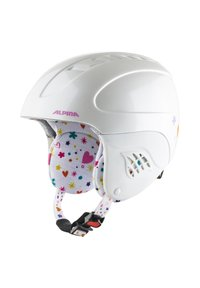 Alpina - CARAT - Helm - white deco - 1