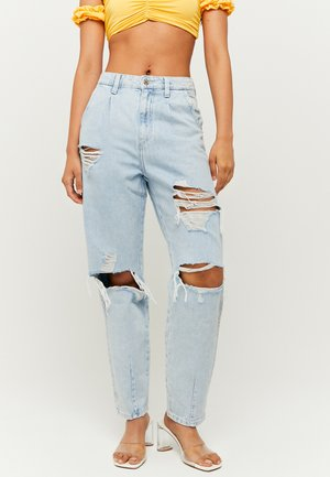 SLOUCHY - Relaxed fit jeans - blue
