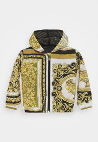 Versace - JACKET BAROQUE MOSAIC KIDS UNISEX - Light jacket - white/gold - 0