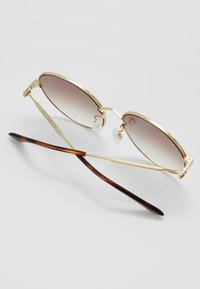 McQ Alexander McQueen - Solbriller - gold-coloured/brown - 2