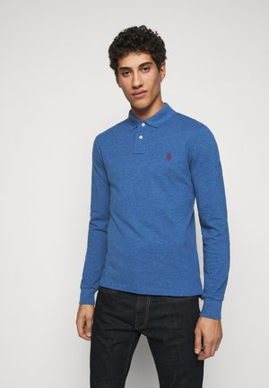 BASIC  - Koszulka polo - royal heather