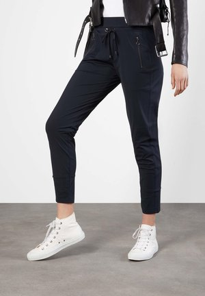 "DAMEN JOGPANTS ""EASY ACTIVE"" SLIM FIT - Tracksuit bottoms - dark blue"