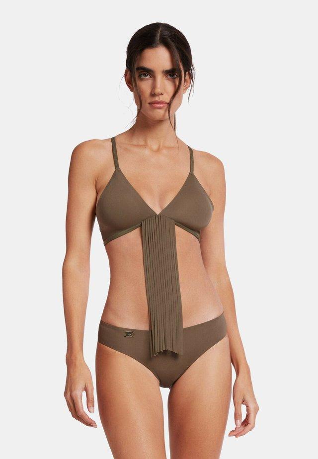 Haut de bikini - army