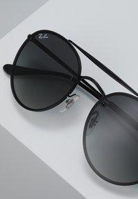 Ray-Ban - Occhiali da sole - demi gloss black - 5