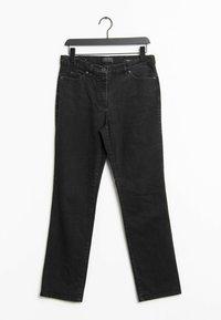 Gerry Weber - Straight leg jeans - black - 0