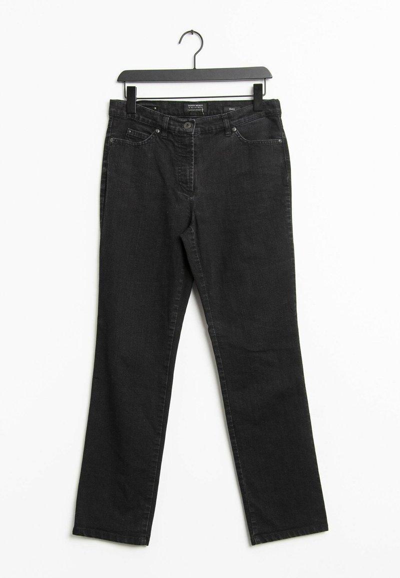 Gerry Weber - Straight leg jeans - black