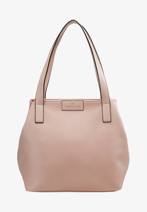 MIRI ZIP  - Tote bag - rose