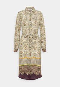 Derhy - SUFFREN DRESS - Sukienka koszulowa - green - 0