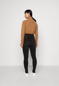 Dr.Denim Petite - MOXY - Jeans Skinny Fit - black mist - 2