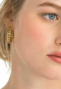 NOELANI - Earrings - gold - 0