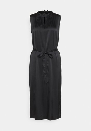 RAYA SLEEVELESS DRESS - Cocktail dress / Party dress - black