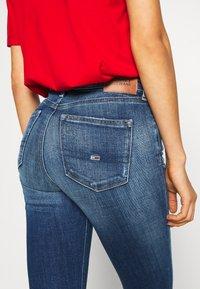 Tommy Jeans - NORA - Skinny džíny - mid blue - 6