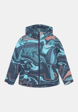 JORI UNISEX - Snowboardová bunda - dark blue