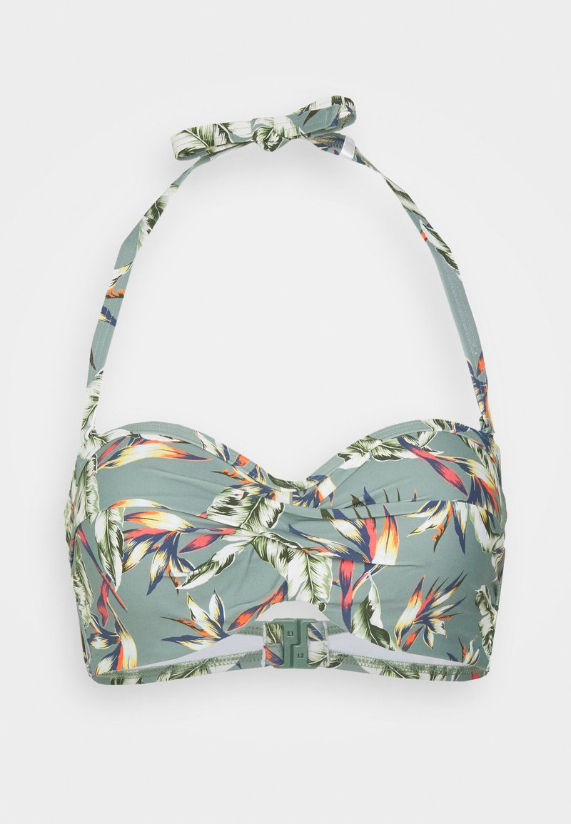 Esprit - PANAMA BEACH - Bikinitop - light khaki