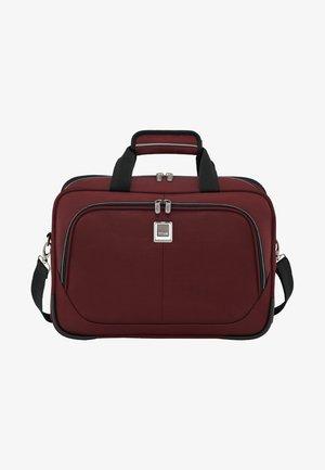Briefcase - merlot