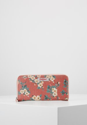CONTINENTAL ZIP WALLET - Geldbörse - dusty pink