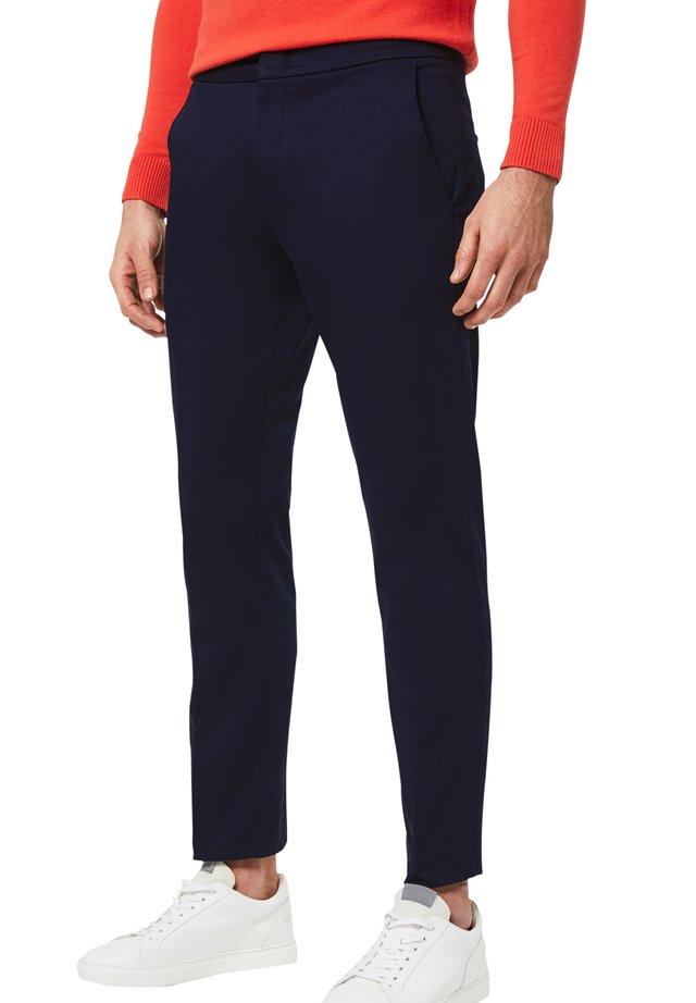 RILEY - Chino kalhoty - navy-blau
