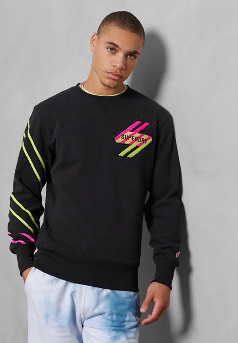 Superdry Sweatshirt - iron gate/grau IsWPnk