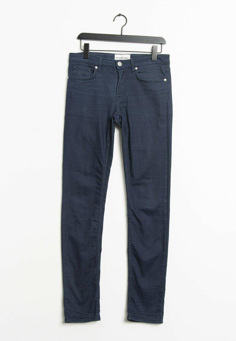 Won Hundred - Slim fit jeans - blue